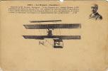 "- Le Biplan "" CROCHON "" - Construit Par H.Farman - - Paracadutismo"