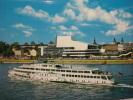 389 BONN THEATER GERMANY DEUTSCHLAND  SCHIFF BARCO  SHIP BOAT BATEAU   YEARS 1980 - Dampfer
