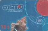 ROMANIA - Shell, Cosmorom Prepaid Card $10(paper), CN : 990, Used - Romania
