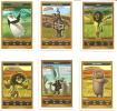 Cartes Carrefour Dreamworks Madagascar N° 61 62 63 64 65 Et 68 - Unclassified