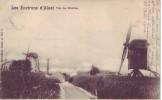 Les Environs D'ALOST =  Top Cp ! = Vue Des Moulins  (Nels  Bxl   S.15  N° 6) 1904 - België
