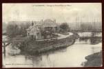 Cpa Du 27 Le Vaudreuil Barrage Et Chute D'eau Sur L' Eure LOR7 - Le Vaudreuil