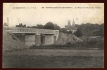Cpa Du 27 Notre Dame Du  Vaudreuil  Le Pont Et Le Chenil Du Château  LOR7 - Le Vaudreuil