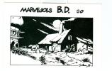 MARVEJOLS    JAZZ     BD   -   JUILLET   1990 - Marvejols