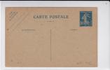 SEMEUSE CAMEE - CARTE POSTALE ENTIER - NEUVE - DATE : 631 - Entiers Postaux