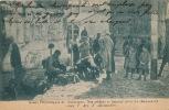 GRÈCE - SALONIQUE - Nos Soldats Se Faisant Cirer Les Chaussures Sous L'Arc D'Alexandre - Grecia