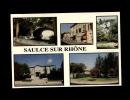 26  SAULCE-SUR-RHONE - Vues Du Village - Multi Vues - France