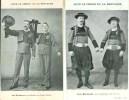 29 LES KERNEVEL Lot De 2 Cartes En Costume De Pont L'Abbé Et De Scaer - Francia