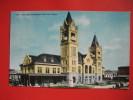 Houston TX  --City Hall & Market  Ca 1910 ====   =-====- Ref 221 - Houston