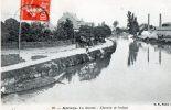 """AMIENS   """"La Somme Chemin De Halage"""" - Amiens"""
