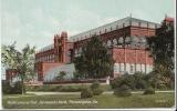 America - Horticultural Hall, Fairmount Park, Philadelphia, Pennsylvania  A3046 - Philadelphia