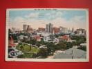 Houston TX----Main VThe Skyline  1920 Cancel    === === = Ref 221 - Houston