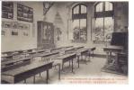 Cpa, Thouars, Cours Complementaire De Jeunes Filles, Salle De Cours, 2 Année - Thouars