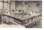 Cpa, Thouars, Cours Complementaire De Jeunes Filles, Refectoire, Boiseries Regence - Thouars