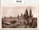 Caen Eglise Saint Etienne Cote De L'absyde Et Le Lycee - Caen