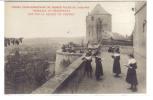 Cpa, Thouars, Cours Complementaire De Jeunes Filles,terrasse Du Pensionnat - Thouars