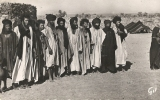 14Ve     MAURITANIE GROUPE DE MAURES - Mauritania