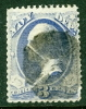 United States 1873 3 Cent Department Of The Navy Official Stamp #O37 - Officials