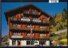 Zermatt - Hôtel Abendruh, Besitzer H. Minning-Julen (5585) - VS Wallis