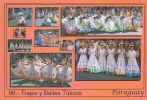 Paraguay - Typical Costumes And Dances - Paraguay