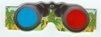JUNGLE MANIA - Lunettes 3D + A-B-C  Joker 3D - Pochette Non Ouverte - Unclassified