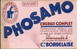 Buvard - PHOSAMO - Engrais Complet - Agriculture