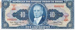 BRAZIL 20 REAIS ND 2002 (2010) UNC - Brésil