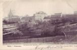 OHAIN = Environs De Wavre = Panorama (Imp.-Pap. Charlier-Niset) écrite - Lasne