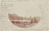 OHAIN = Carte Photo (écrite) 1905 - Lasne