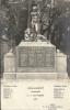 LEUZE : Monument - Photo Offerte Le Jour De L'inauguration - TOP TRES RARE PHOTO - Voir Scan - Leuze-en-Hainaut