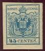 Lombardie - No 5 *, Neuf Légère Trace Charnière (voir Verso), 4 Grandes Marges, Superbe TTB - Lombardo-Veneto