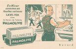 BU 744 /BUVARD    LE SAVON DE TOILETTE PALMOLIVE - Parfums & Beauté
