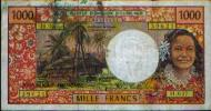 FRANCE D´OUTREMER : 1000 Fr - Autres