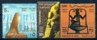 Egypte  1964   -   Y&T N° 631/633 * - Unclassified