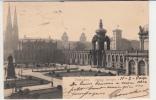 DRESDEN. - Königl Zwinger. Verlag Wilhem Hoffmann, A.-G., Dresden N°447 - Dresden