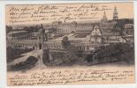 DRESDEN. - Königl Zwinger (Totalansicht). Verlag C. A. Maschke, Dresden N°33 - Dresden
