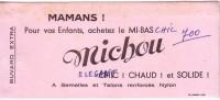 BUVARD - MICHOU - ACHETEZ LE MI-BAS.... - M