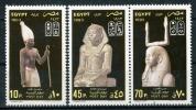 Egypte  1993   -   Y&T N° 1473 + PA N° 216/217  ** - Unclassified