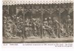 Postal TREGUIER (Côtes D'Armor). Catedral Bajo Relieves - Tréguier