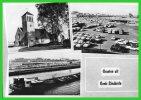 "GENK-Sledderlo -Trois Multi-vues "" Eglise /usine FORD.(recto Verso) - Genk"