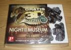 Un Puzzle 3D Monstrueux La Nuit Au Musée Night In De Museum ( à L'occasion De La Sortie Du Film En Belgique ) - Puzzles