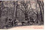 Forêt De La Grésigne..animée..Agriculture..Machine Agricole..Scierie Dans La Forêt..Top Carte - Tracteurs