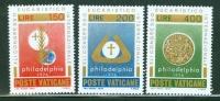 Vatican 1976 Yvert 582/92 NEUF Sans Trace De Charnière 41e Congrès Eucharistique  Série Cpte - Vaticaanstad