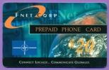 F N E T  Corp    Prépaid Phone Card   Code  $ 20     B  E - Armée