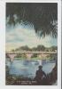 PEACE RIVER BRIDGE - ARCADIA , FLORIDA . Old PC . USA - United States