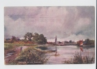 MARLOW ON THE THAMES . RAPHAEL TUCK AND SONS . Old PC - Tuck, Raphael