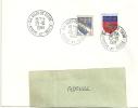 MEURTHE & MOSELLE - Dépt N° 54 = VILLEY St ETIENNE 1969 =  CACHET MANUEL Codé A9 - Marcophilie (Lettres)