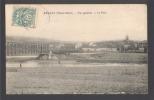 70 CPA   - HAUTE-SAONE  / BAULAY / Vue Générale - Le Pont / - France