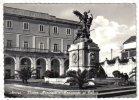 CASERTA - AVERSA - PIAZZA MUNICIPIO E MONUMENTO AI CADUTI - Caserta