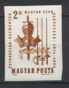 Ungheria 1964 Y.T. 1638a ND **/MNH VF - Nuovi